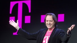 T-Mobile CEO John Legere Speaks Out on AT&T, Time Warner Deal