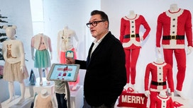 Target plays up value for the holiday season