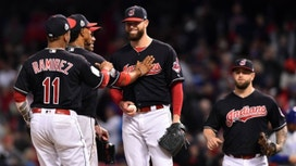 Indians Blank Cubs in World Series Opener