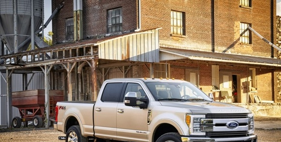 Ford motor company 39 s profit dropped over 50 time to for Ford motor company 10k 2016