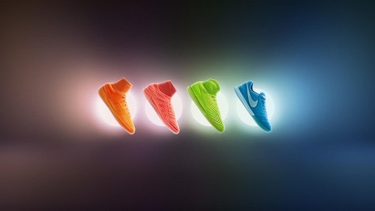 "Nike Inc.'s ""ManRev"" Project -- How Nike Plans to Shape the Future of Manufacturing"