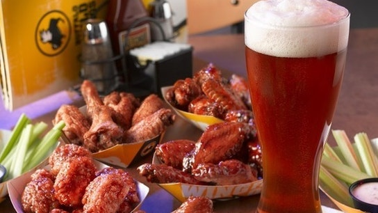 Buffalo Wild Wings Shows Signs of Improvement