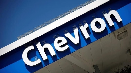 Chevron Returns to Profit, but Revenue Slides
