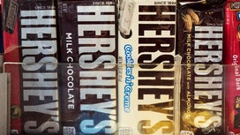 New Reese's cups and Kit Kats help boost Hershey