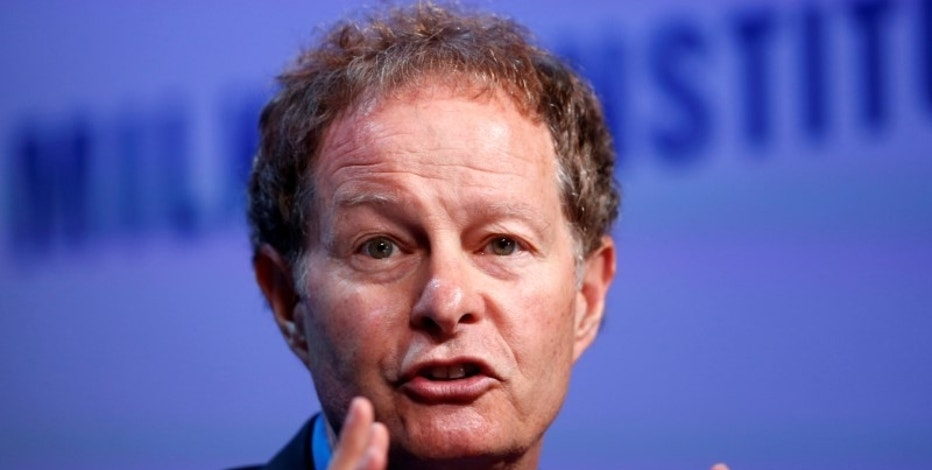 John Mackey, Co-Founder and Co-CEO of Whole Foods Market, speaks at the Milken Institute Global Conference in Beverly Hills, California, U.S., May 2, 2016. REUTERS/Lucy Nicholson