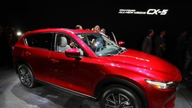 As America shifts to SUVS, so does the L.A. Auto Show