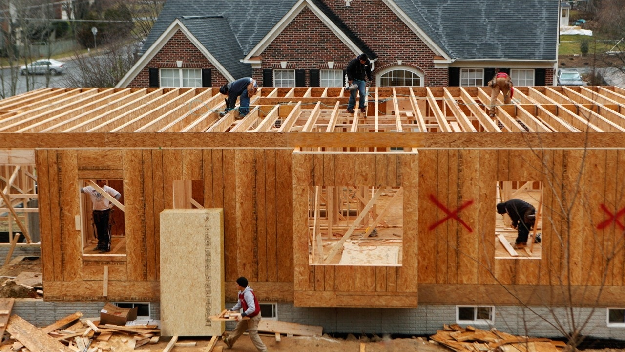 Home Builder Sentiment Holds Steady In November Fox Business
