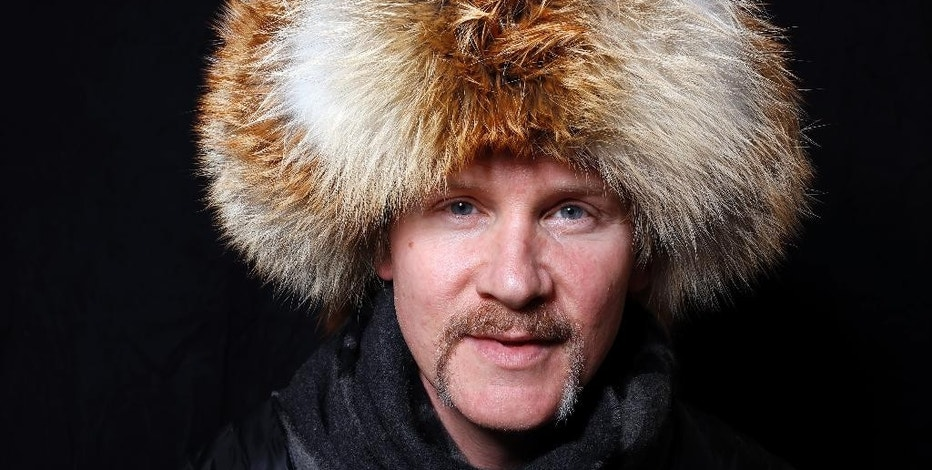 "FILE - In this Jan. 23, 2016, file photo, filmmakers Morgan Spurlock poses for a portrait to promote the series, ""Eagle Huntress"", at the Toyota Mirai Music Lodge during the Sundance Film Festival in Park City, Utah. Spurlock, the maker of the documentary film ""Super Size Me,"" is preparing to test out a new fast-food restaurant concept in Columbus. Spurlock is planning a four-day, pop-up restaurant called ""Holy Chicken!"" beginning Saturday, Nov. 19, 2016. (Photo by Matt Sayles/Invision/AP, File)"