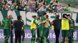 Plane With Brazilian Soccer Team Crashes in Colombia, 76 Dead