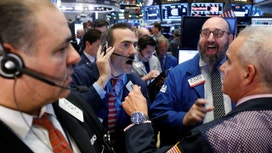 Health Stocks, GDP Data Boost Wall Street