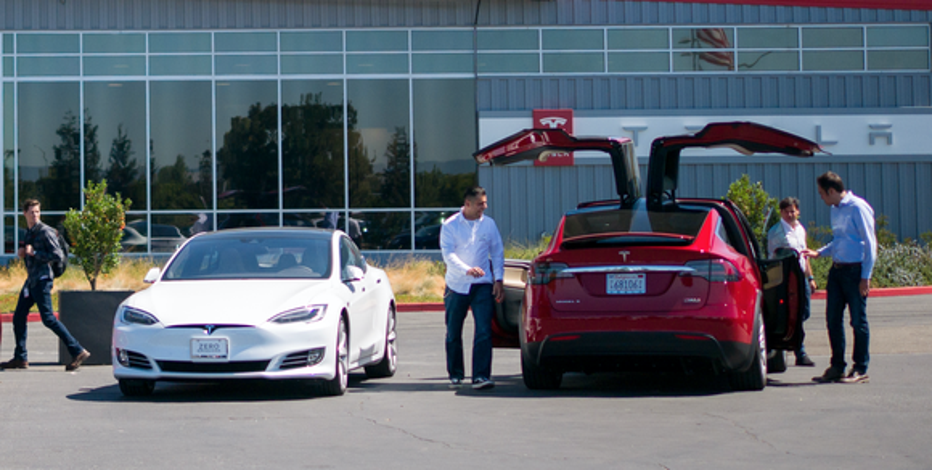 How Many Model X Suvs Will Tesla Motors Inc Deliver This Quarter Fox Business