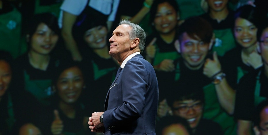 Starbucks, Howard Schultz, FBN