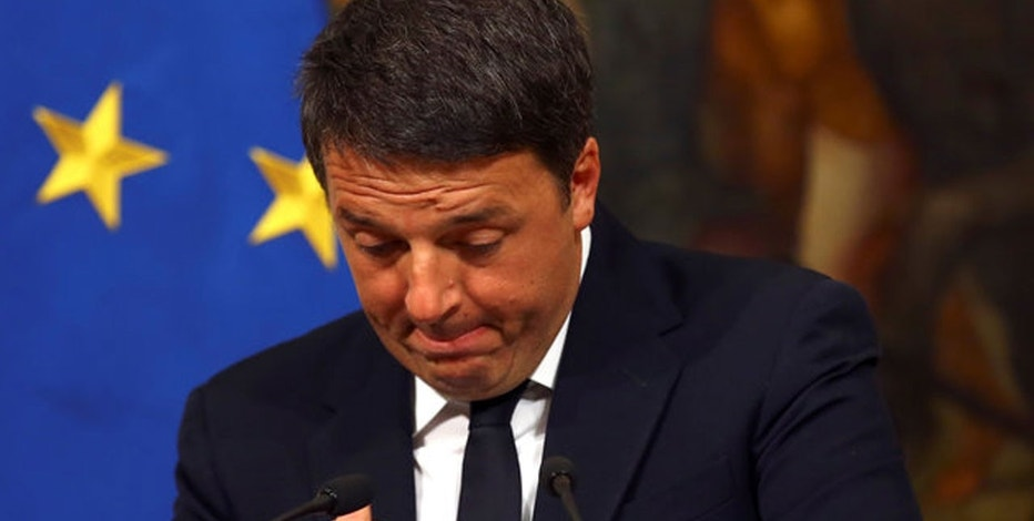 Italy PM Renzi  Reuters