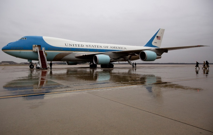 Trump Challenges Ridiculous Boeing Overcharging on New Air Force One Contract