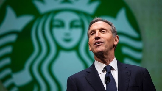 Why Howard Schultz Stepping Down Is Good News for Starbucks