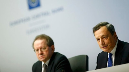 ECB makes little change to growth and inflation forecasts