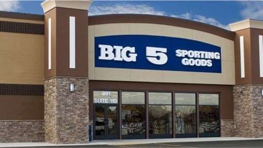Why Big 5 Sporting Goods Corporation Stock Popped 24.8% in November