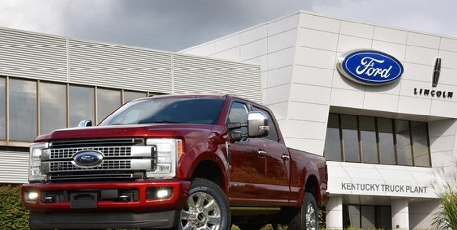 Strong Truck Sales Hint At Strong Profits For Ford Motor