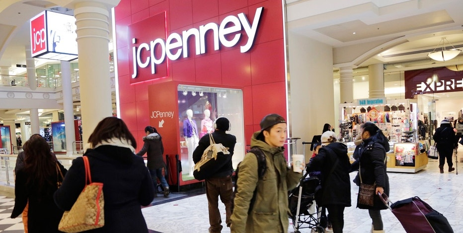 J.C. Penney's Stock Gets Crushed Because Women Still Aren't Buying Clothes
