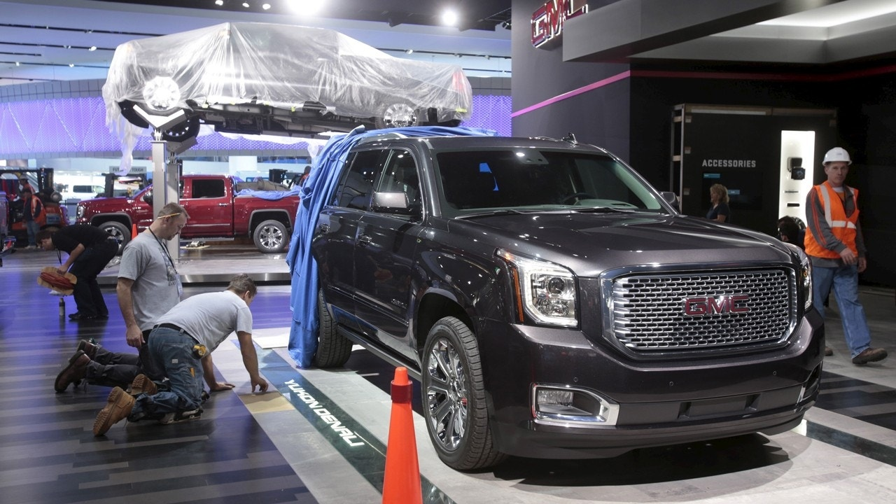Technology Under the Spotlight at Detroit Auto Show