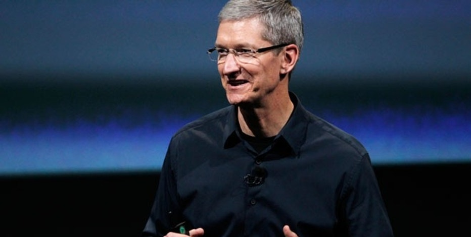 Apple cuts CEO Tim Cook's pay after company's weak 2016