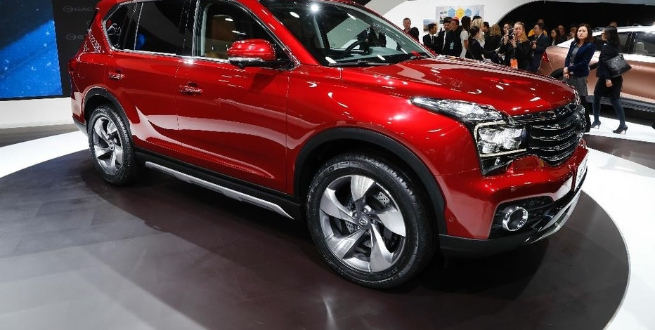 China's GAC could sell SUV in US for small-car price by ...