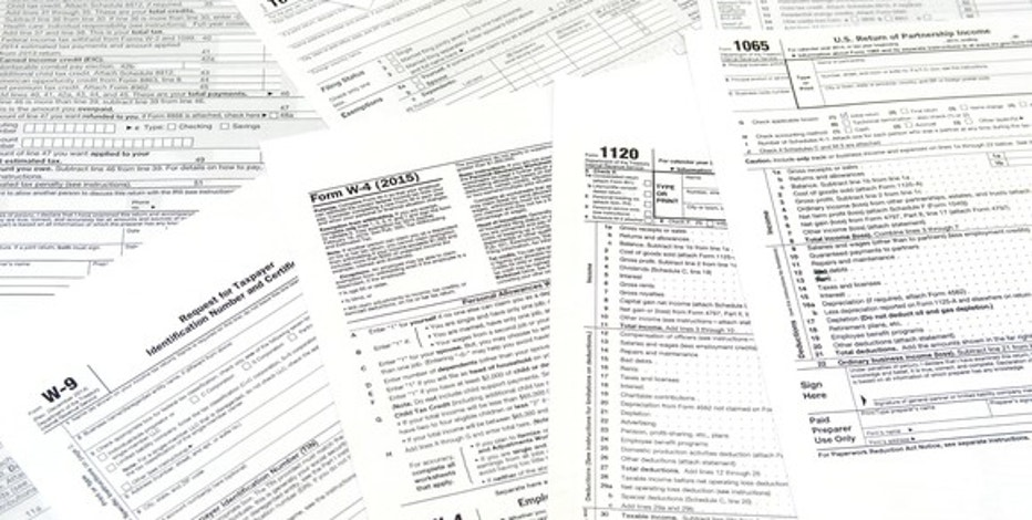 When Will My 2017 Tax Forms Come?   Fox Business