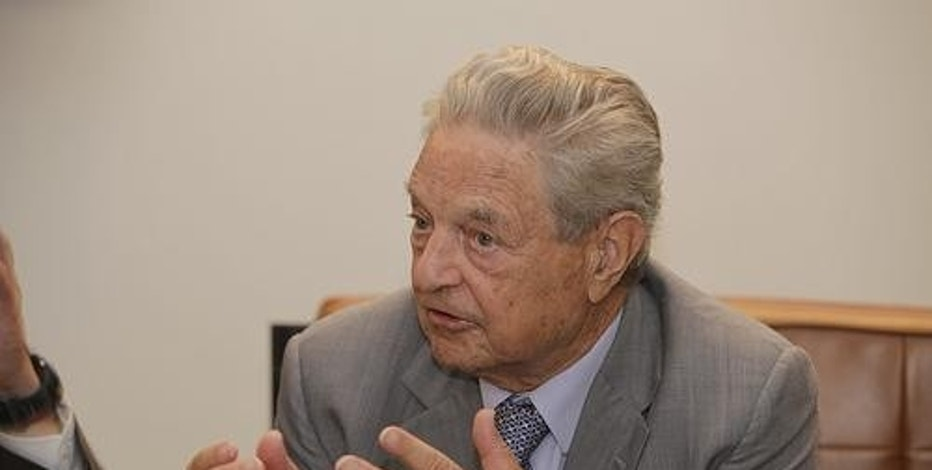 George Soros Saw $1 Billion Go Bye-Bye After Trump's Election