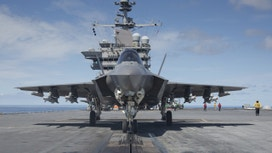Lockheed Martin CEO: Close to Deal to Lower F-35 Costs, Add 1,800 Jobs