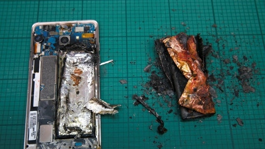 Rpt: Samsung Probe Finds Battery Was Main Cause of Note 7 Fires