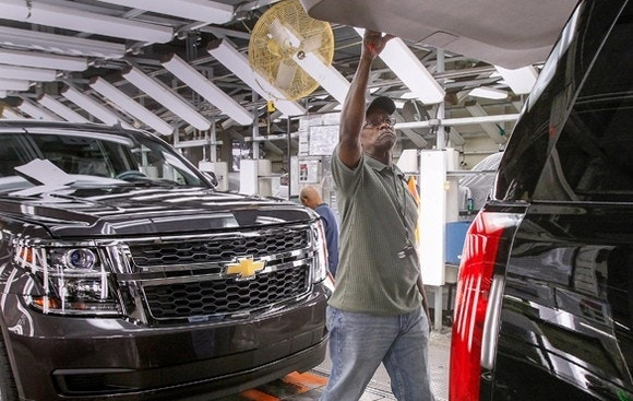 General Motors Responds to Trump With $1 Billion in New U.S. Spending