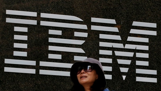 IBM's quarterly revenue falls 1.3 percent