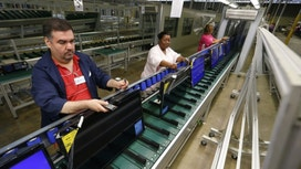 Mid-Atlantic Manufacturing Activity Soars in January