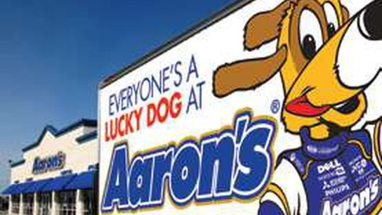 Why Aaron's Inc Stock Dropped Today