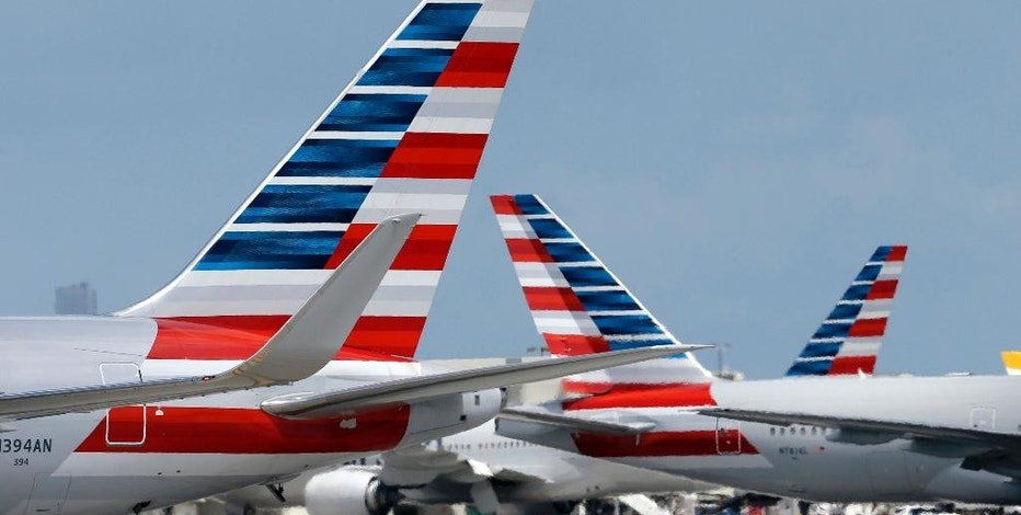 American Airlines Unit Revenue Grows