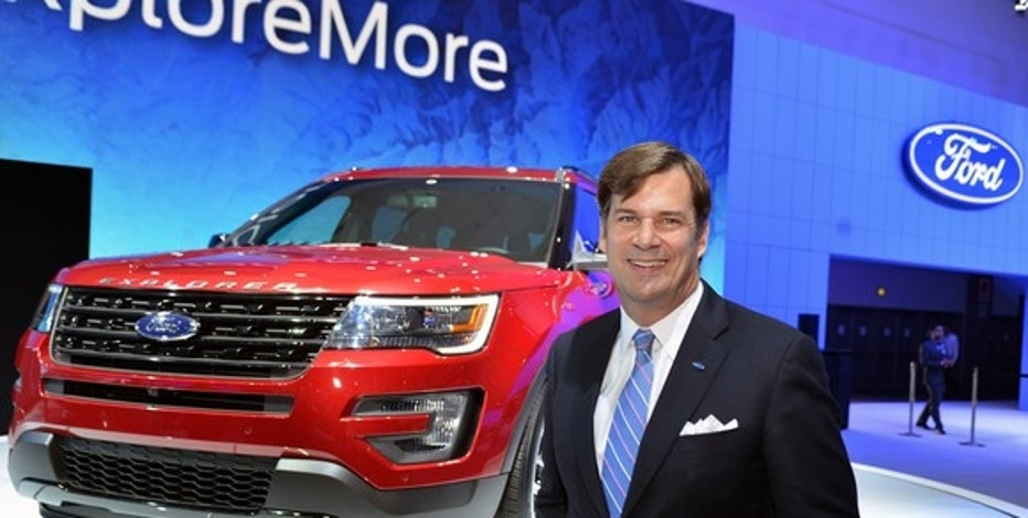 Why ford motor company 39 s profit in europe will drop in for Ford motor company employee discount