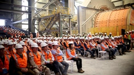 Workers at World's Biggest Copper Mine Prepare for Strike