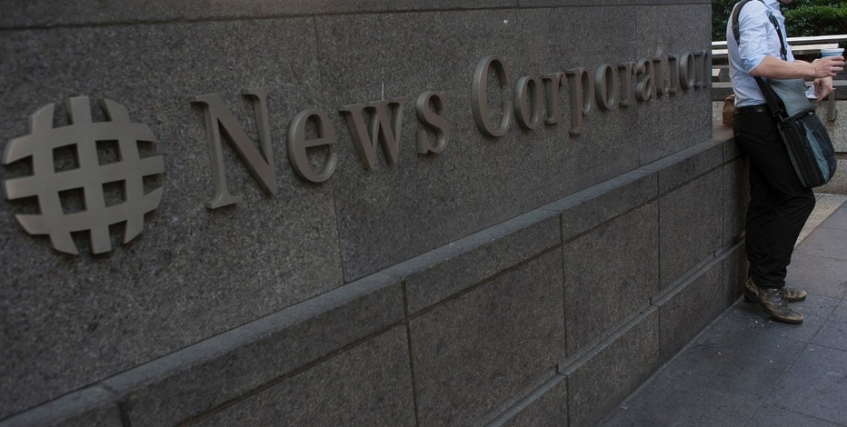 News Corp Boss Blames Aussie Newspapers For Second-Quarter Loss