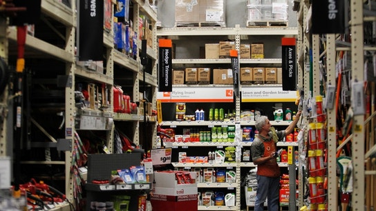 Home Depot Shoppers on Spending Spree Despite Rising Mortgage Rates