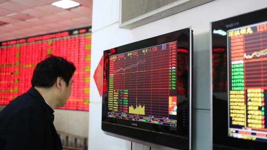 China Shares Fall&#x3b;  Property Tax in Focus