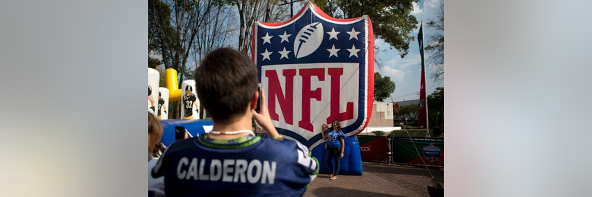 NFL-Mexico City Game Had $45M Economic Impact