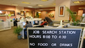 U.S. Jobless Claims up, Four-Week Average Lowest Since 1973