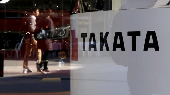Takata Guilty Plea Expected in Cover-Up of Air Bag Troubles