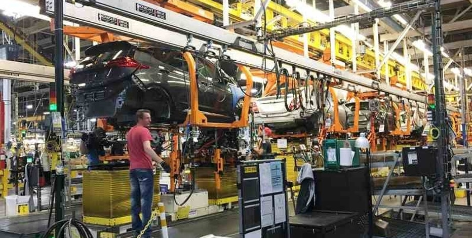 Gm will lay off 1 100 in michigan after domestic for General motors assembly plant