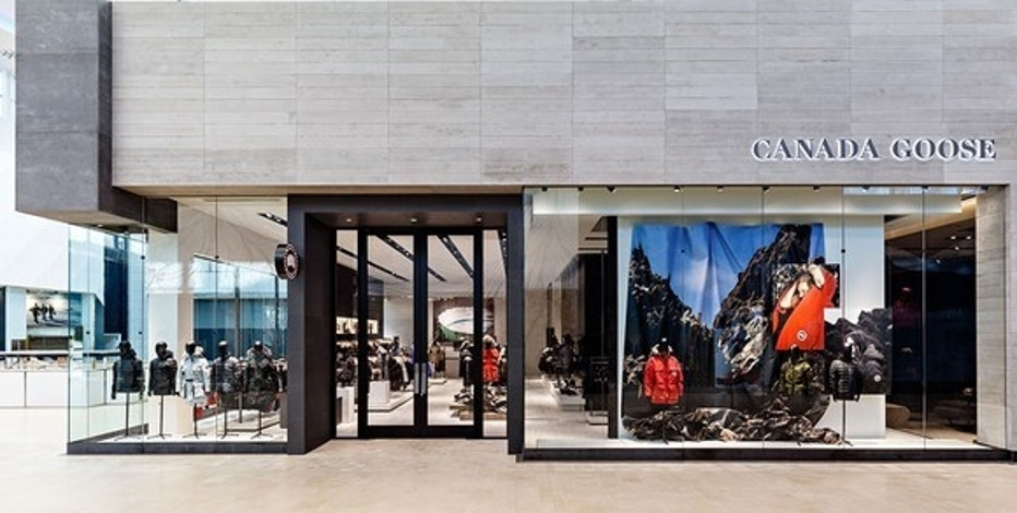 Canada goose ipo bookrunners