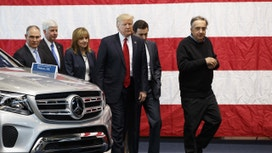 Trump Starts Review of Obama-Era Fuel-Economy Rules, Putting Electric Cars in Doubt