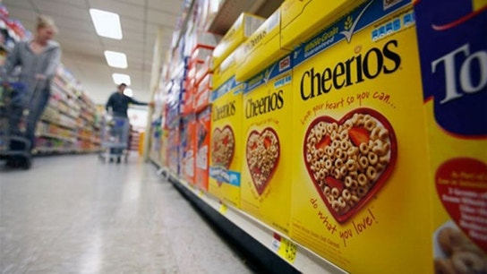 General Mills' Sales Fall For Seventh Straight Quarter