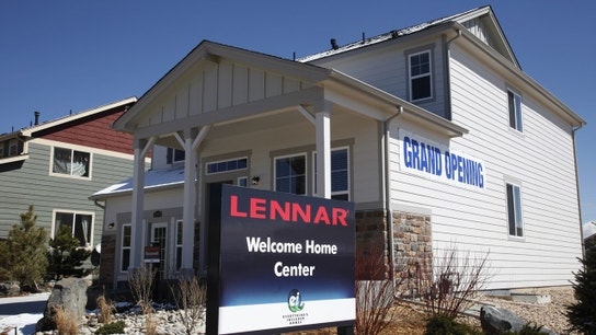 Trump-Fueled Optimism Driving U.S. Homebuilding, Lennar Says