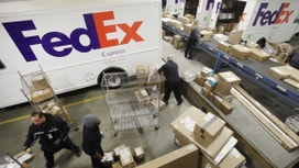 FedEx CEO Shrugs Off Competition from Amazon