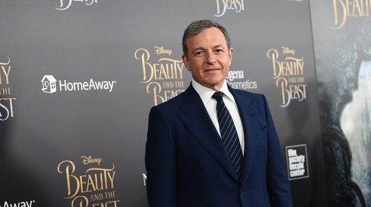 Disney Extends CEO Iger's Contract by a Year to July 2019